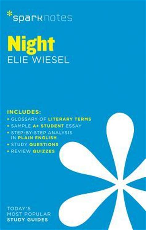 Thesis statement faith night elie wiesel